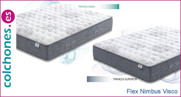 Colchón Nimbus Visco de Flex