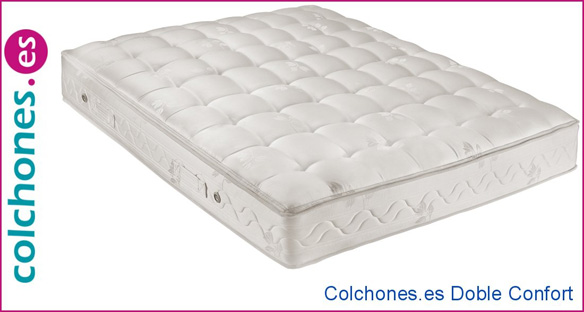 colchón Doble Confort de Astral diseñado por Colchones.es