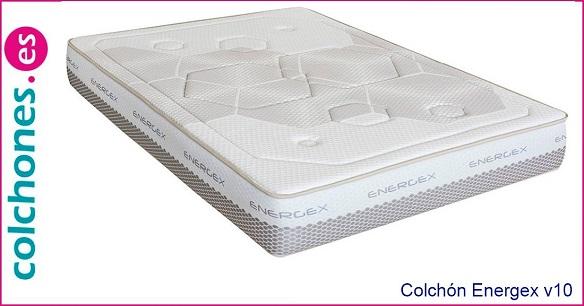 colchón Energex v10 de Colchones.es
