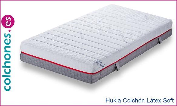 Opiniones del colchón Látex Soft de Hukla