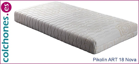 Opiniones colchón Pikolin Art 18 Nova