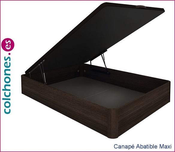 Canapé abatible Maxi de Colchones.es