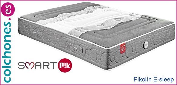 Opiniones del colchón inteligente E Sleep SmartPik