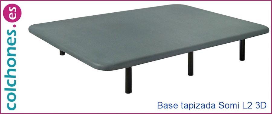 base tapizada L2 3D