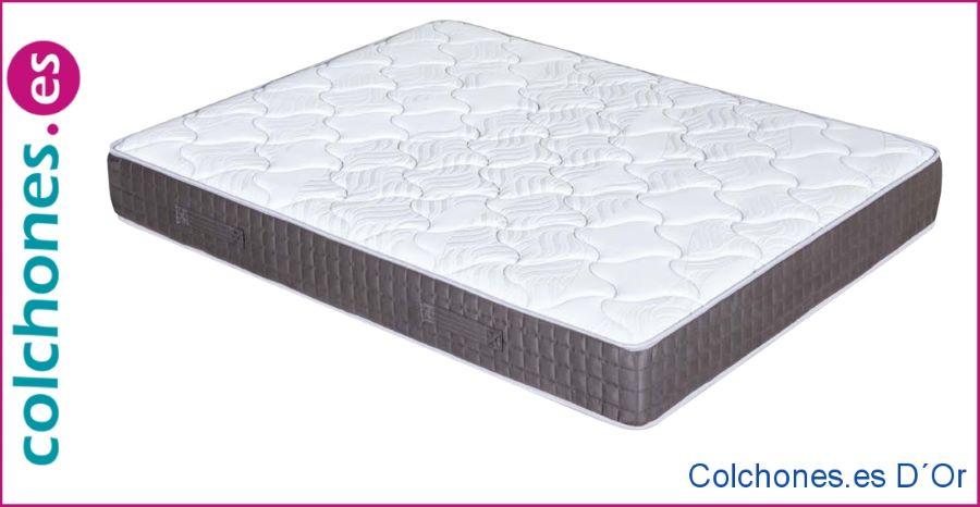 Opiniones del colchón D´Or de muelles ensacados y visco gel