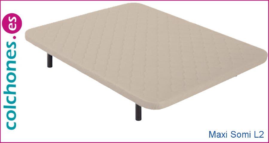 base tapizada Maxi Somi