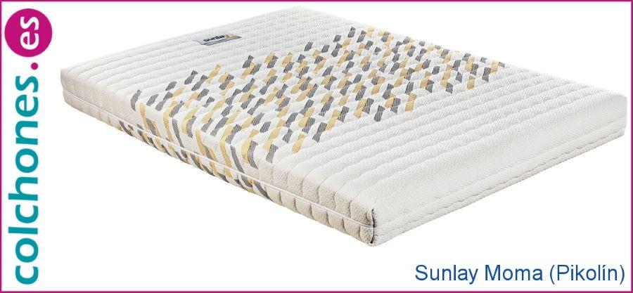 Opiniones del colchón Moma de Sunlay