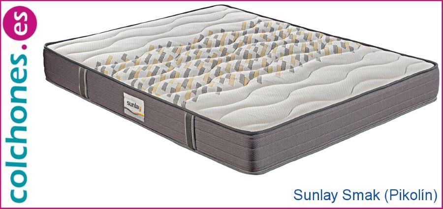 Opiniones del colchón Smak de Sunlay