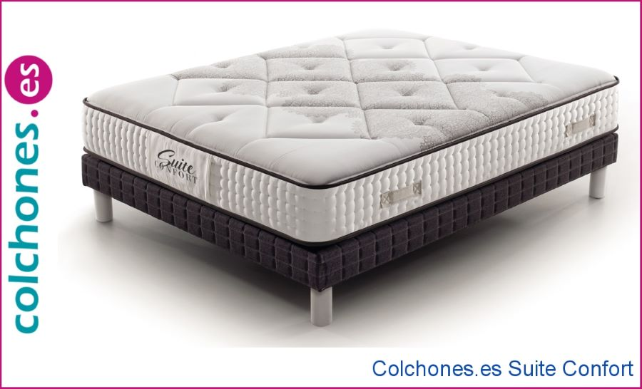 Opiniones del colchón Suite Confort de Colchones.es