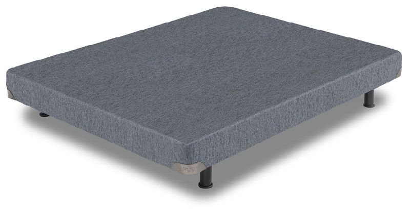 canapé Firmeza tejido Chenilla gris de Flex