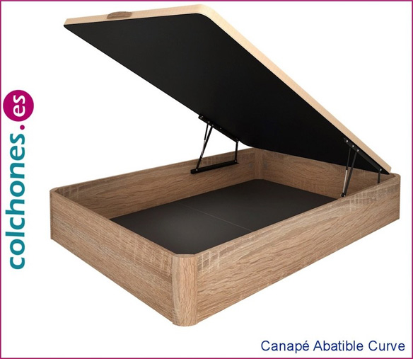 Comparador canapé abatible Maxi Descansor con Curve Descansor