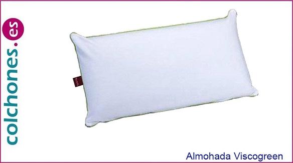 Mejores almohadas viscoelásticas