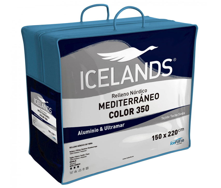 Nórdico Mediterráneo Blanco, Duo o Color