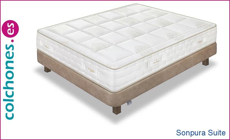 Comparar el colchón Royal Sonpura con el Suite Sonpura