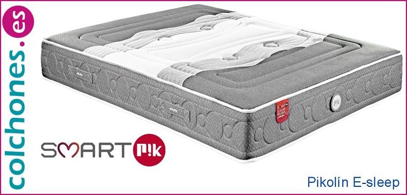 Comparar el colchón Royal Sonpura con el E-Sleep Pikolín