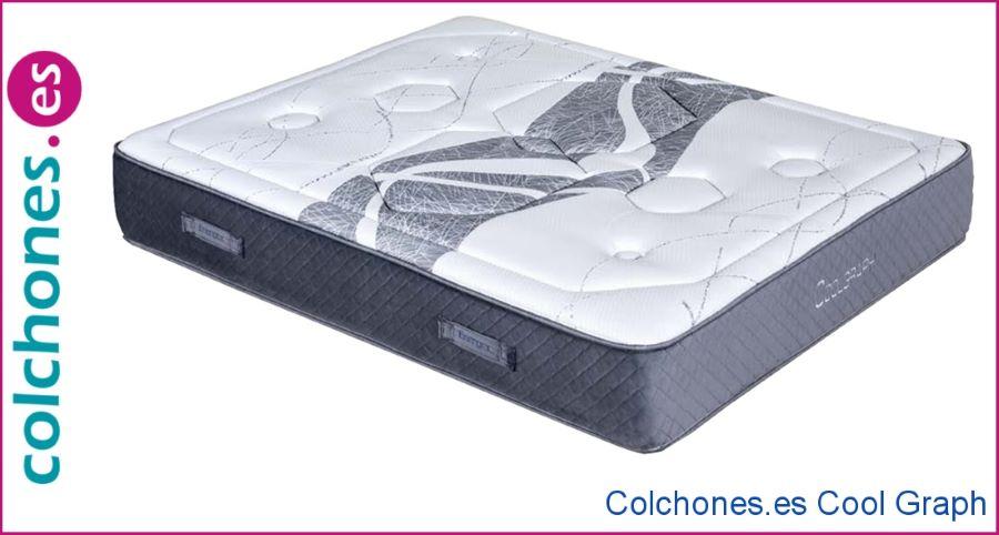 Colchón Relax ClimaCare comparado con el Cool Graph de Colchones.es