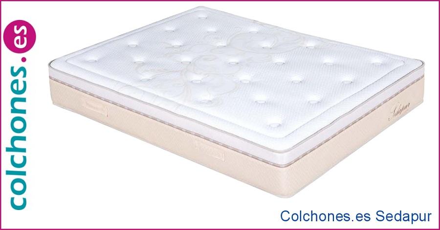 Colchón Tediber comparado con el colchón Sedapur de Colchones.es
