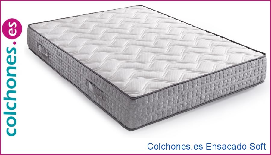 Colchón Essential Khama comparado con el Ensacado Soft