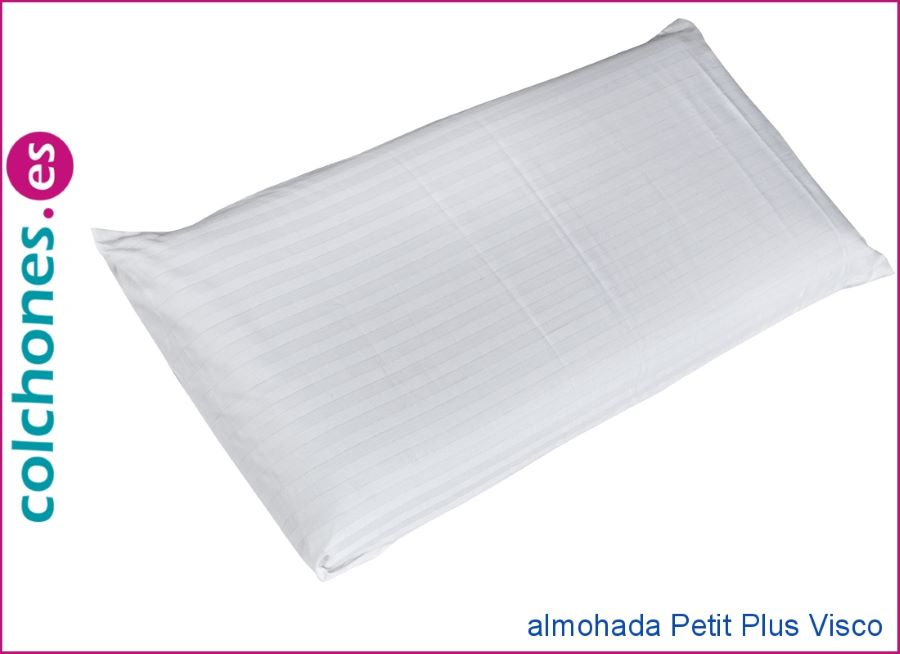almohadas blandas de viscoelástica