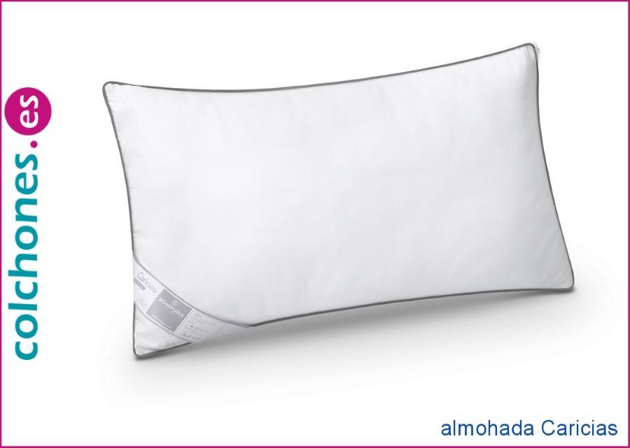 almohadas Sonpura blandas