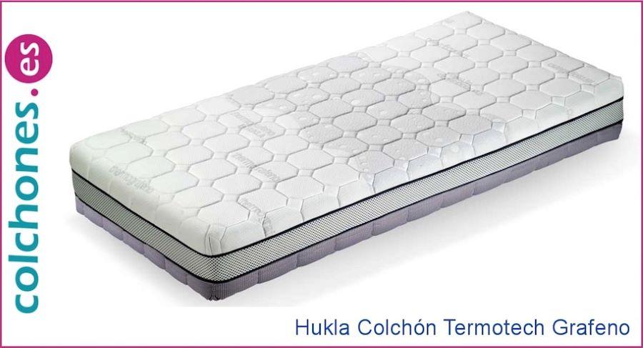colchón Termotech Grafeno de Hukla
