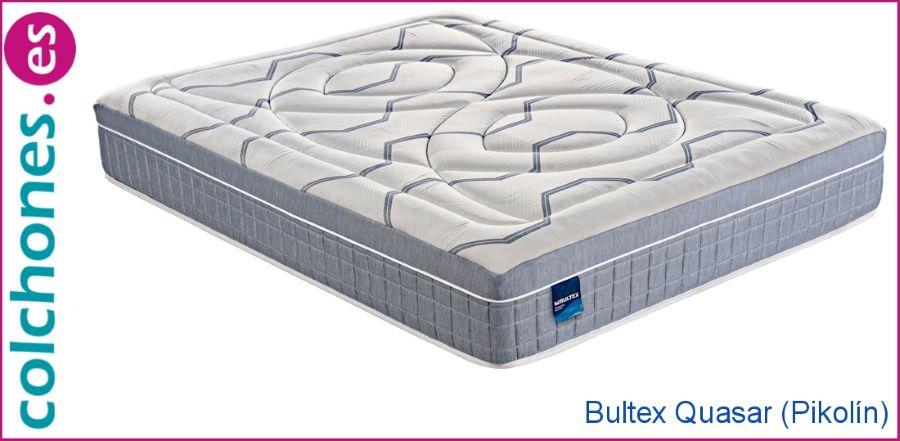 colchón Quasar Bultex