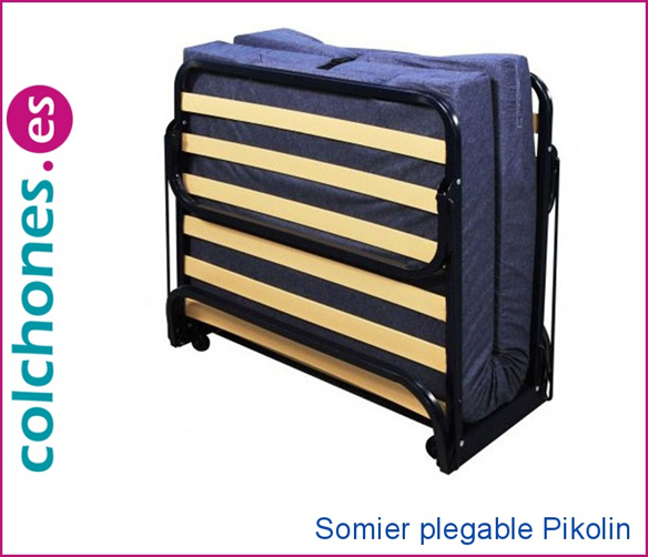 Somier plegable Pikolin