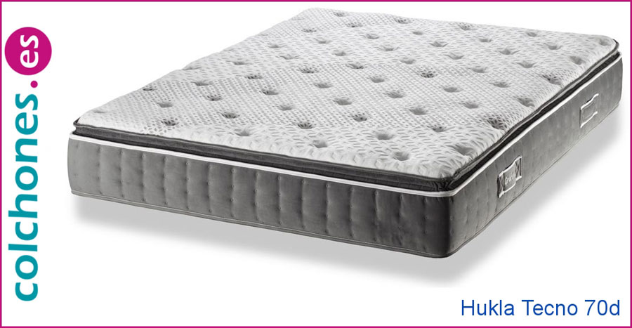 colchón espumación para sobrepeso