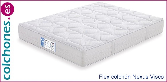 Dónde probar el colchón Nexus Visco Gel de Flex