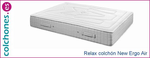 Tiendas que tienen el colchón New Ergo Air de Relax