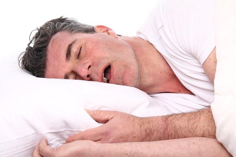 ronca mucho