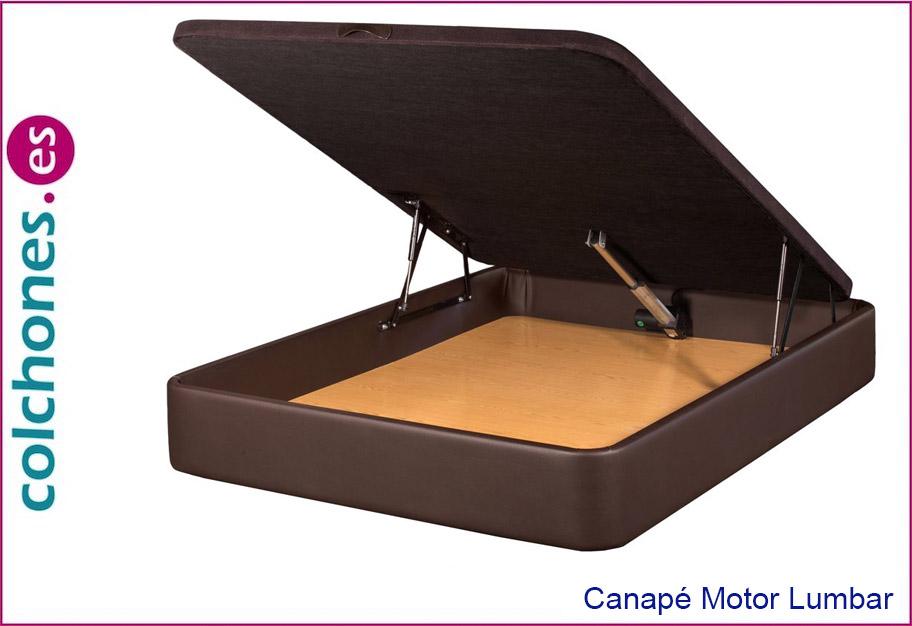 Canapé Motor Lumbar
