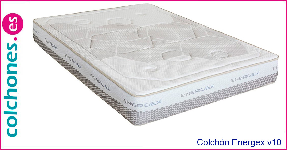 Colchón Energex v10 Colchones.es