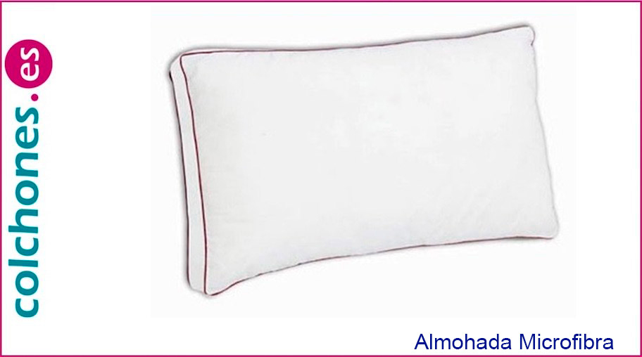 Almohada Microfibra de Belnou