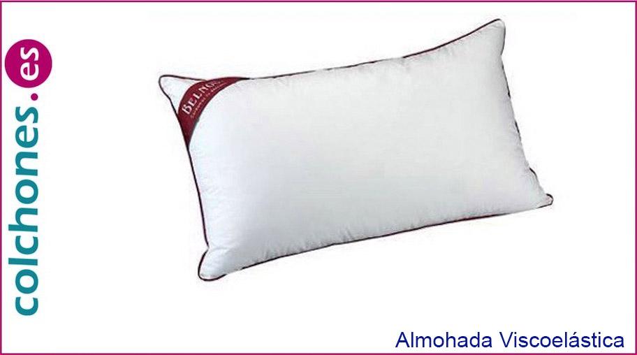 Almohada Belnou Viscoelástica