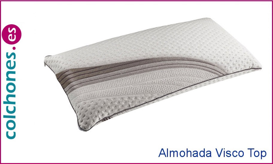 Almohada Visco Top de Pikolin