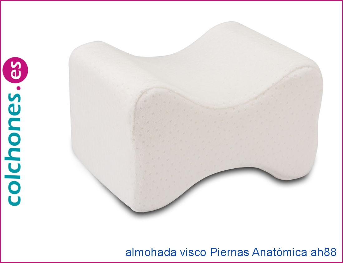 Almohada Visco Piernas Anatómica de Pikolín Home