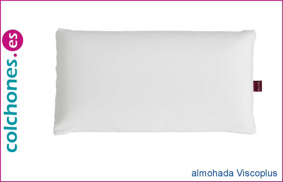 Almohada Belnou Viscoplus