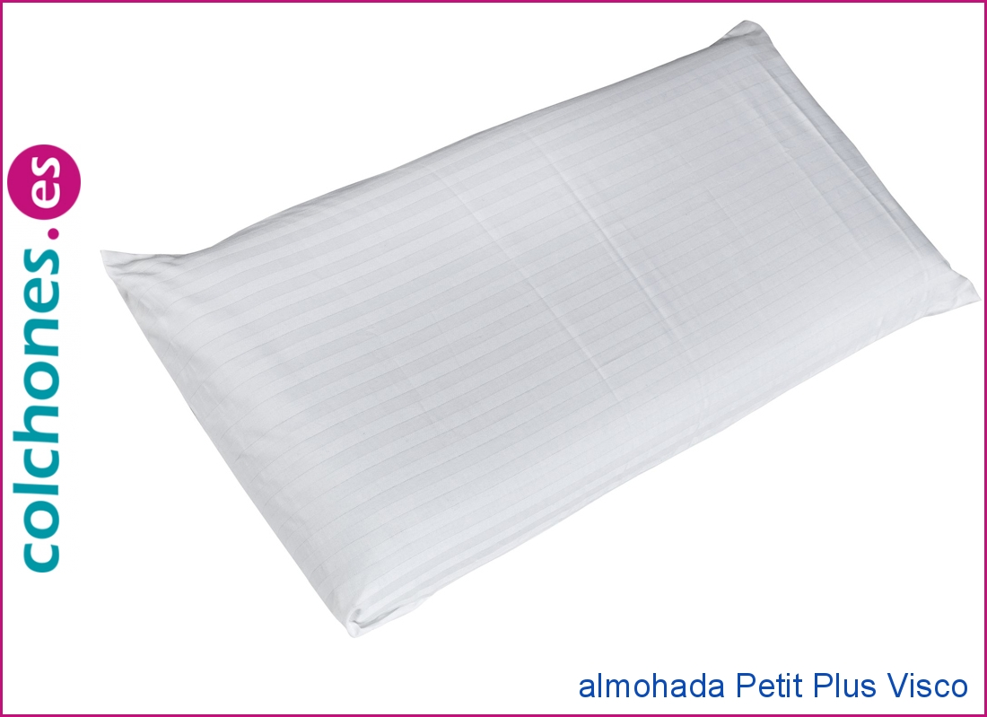 Almohada Petit Plus Visco de Pikolín