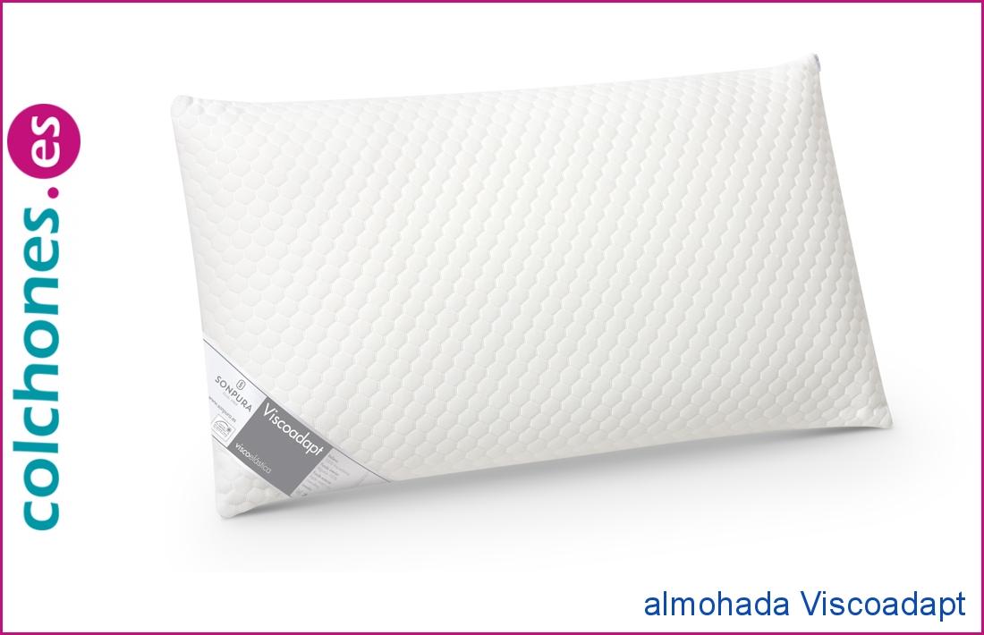Almohada Viscoadapt de Sonpura