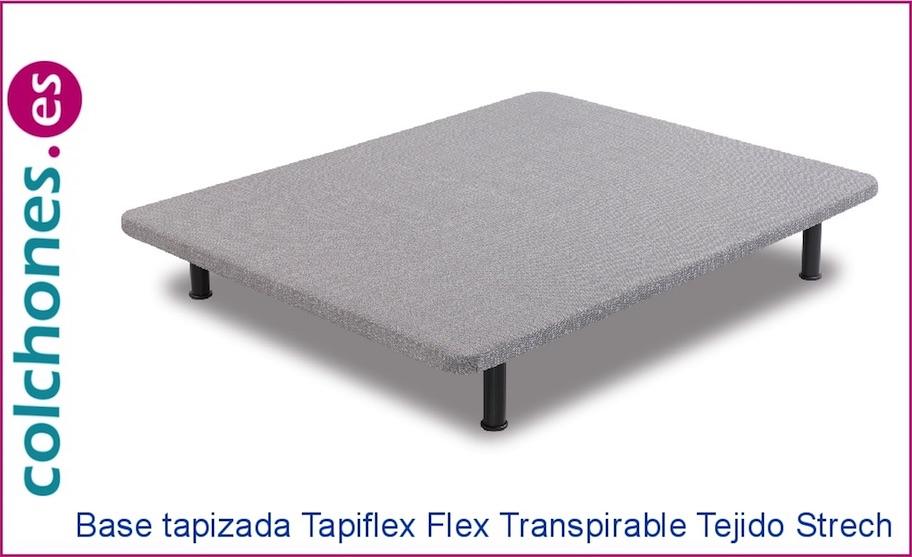 Tapiflex transpirable en tejido strech de Flex