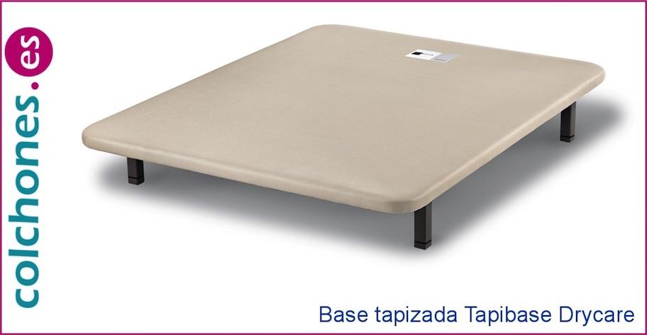 Base tapizada Tapibase Drycare de Sonpura