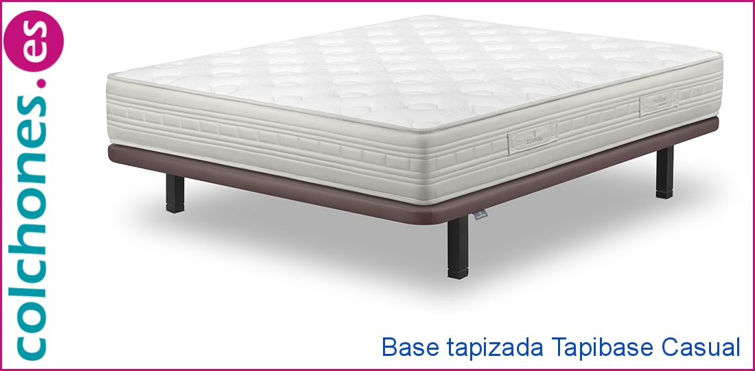 Base Tapizada Tapibase Casual de Sonpura