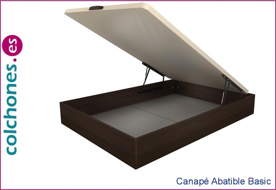 Canapé abatible Basic de Colchones.es