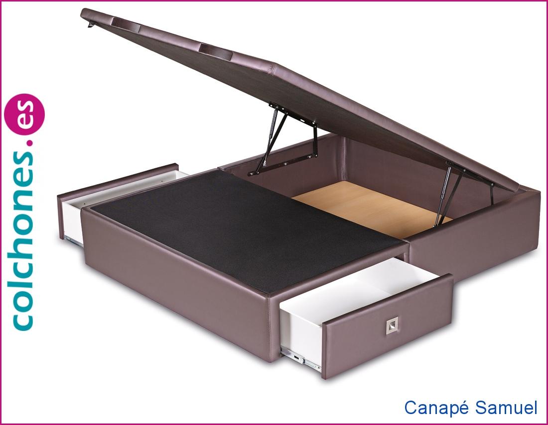 Canapé Samuel de Colchones.es
