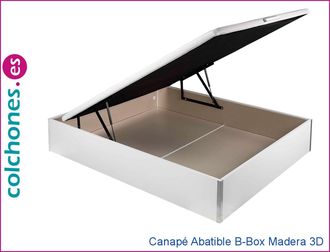 Canapé Abatible B-BOX de Madera 3D de Pikolin