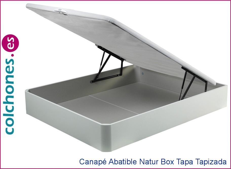 Canapé abatible NaturBox de Pikolin