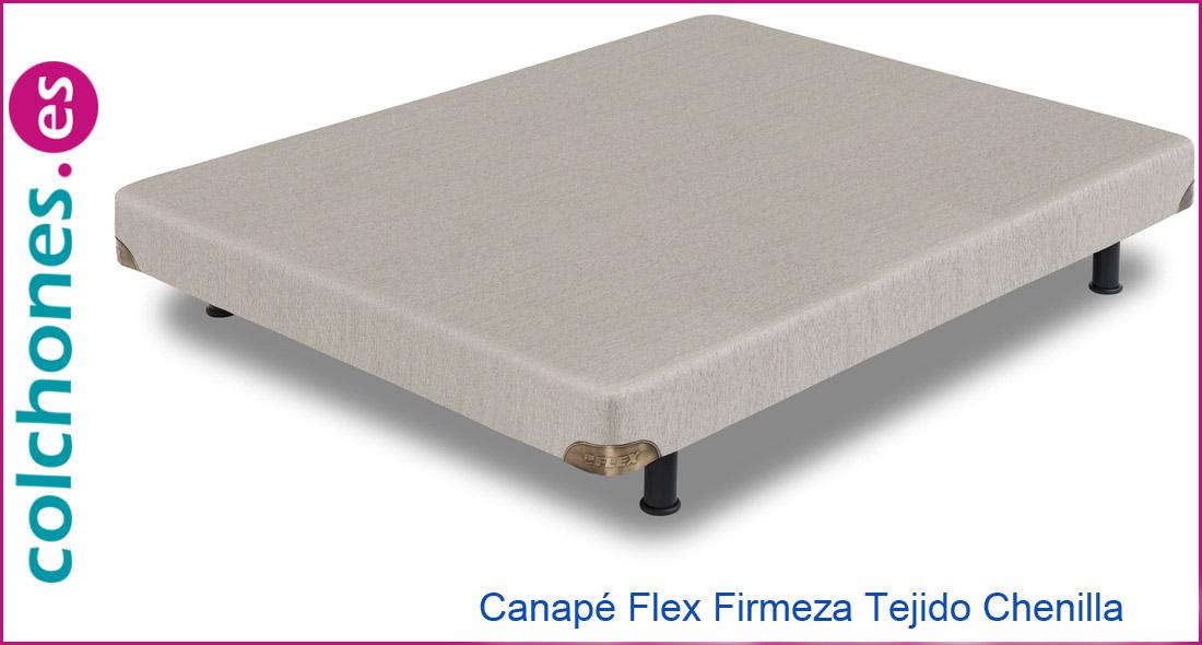Canapé Firmeza tejido de Flex