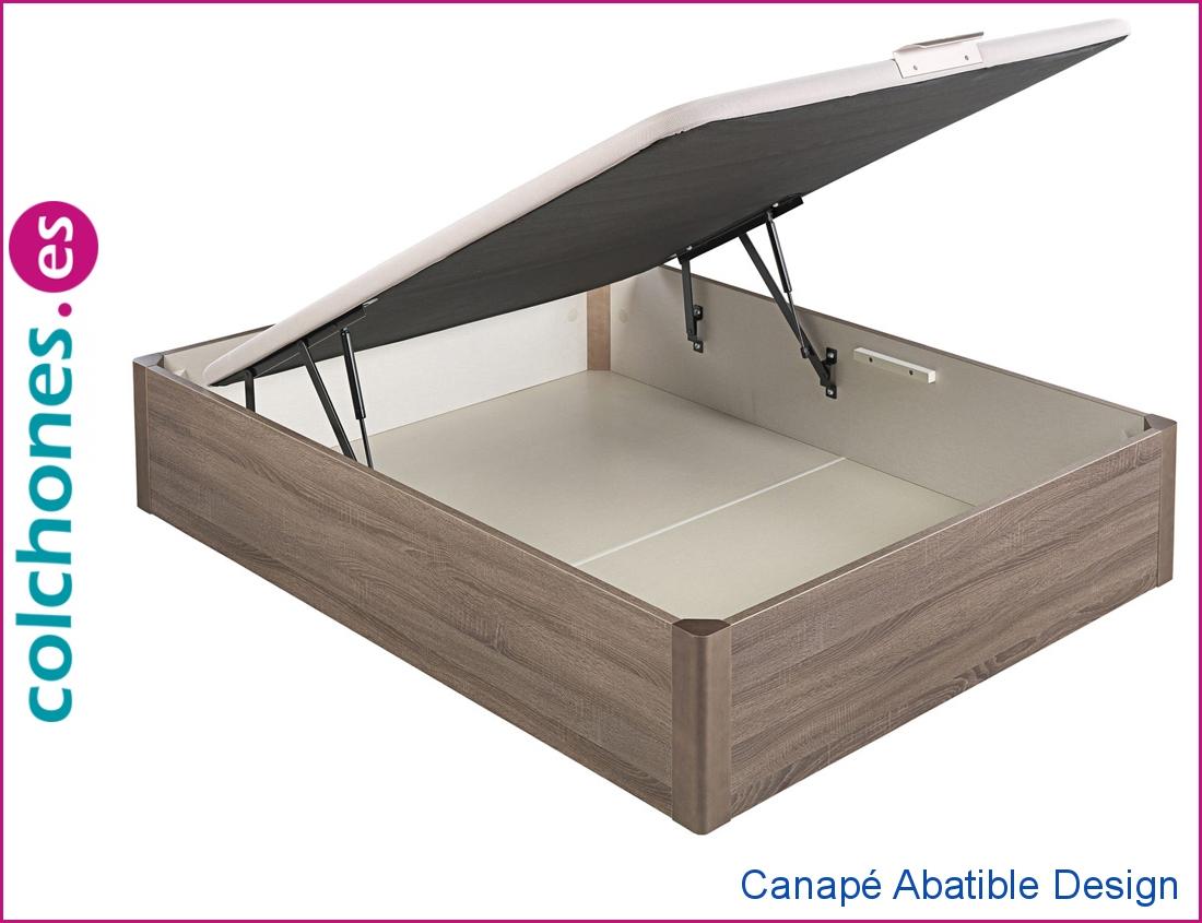 canapé tapa embutida abatible Design de Pikolín