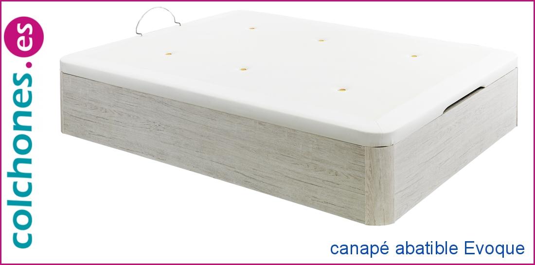 Canapé madera Evoque abatible de Relax